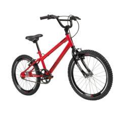 Bicicleta Caloi Lazer Aro 20 Freio V-Brake Expert