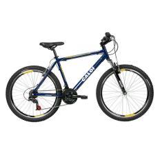 Bicicleta Caloi Urban 21 Marchas Aro 26 Suspensão Dianteira Freio V-Brake Commander