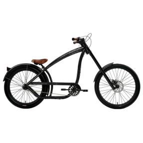 Bicicleta Chopper Nirve 3 Marchas Aro 26 Switchblade
