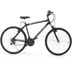 Bicicleta Colli Bikes 18 Marchas Aro 26 Suspensão Dianteira Freio V-Brake CBX 750 157
