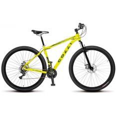 Bicicleta Colli Bikes 21 Marchas Aro 29 Suspensão Dianteira Freio a Disco Mecânico Aluminio 531