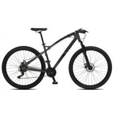 Bicicleta Colli Bikes 21 Marchas Aro 29 Suspensão Dianteira Freio a Disco Mecânico Toro