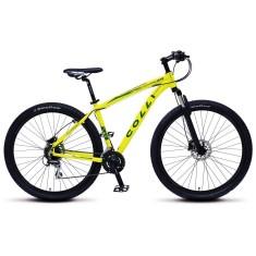 Bicicleta Colli Bikes 24 Marchas Aro 29 Suspensão Dianteira Freio Disco Hidráulico 531T