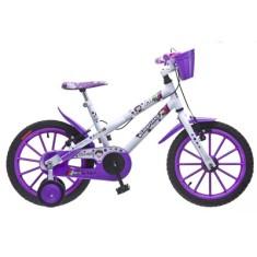 Bicicleta Colli Bikes Fruit Aro 16 Freio V-Brake Amorinha