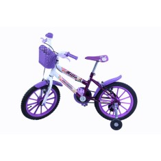 Bicicleta Dalannio Bike Aro 16 Freio V-Brake Milla