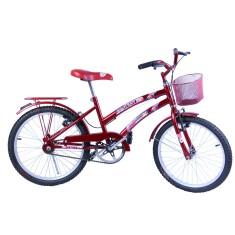 Bicicleta Dalannio Bike Aro 20 Freio V-Brake Susi