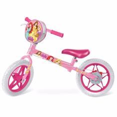 Bicicleta de Equilíbrio Bandeirante Princesas Aro 12 2192