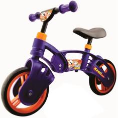 Bicicleta de Equilíbrio Kami Bikes Aro 10 Pets