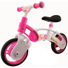Bicicleta de Equilíbrio Kami Bikes Aro 10 Princess