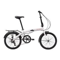 Bicicleta Durban Dobrável 6 Marchas Aro 20 ECO Plus
