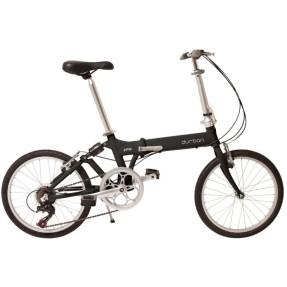 Bicicleta Durban Dobrável 6 Marchas Aro 20 Freio V-Brake Jump