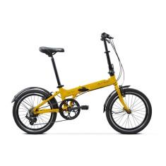 Bicicleta Durban Dobrável 7 Marchas Aro 20 Freio V-Brake Bay Pro 2015