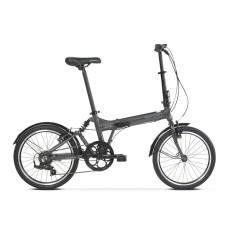 Bicicleta Durban Dobrável 7 Marchas Aro 20 Freio V-Brake Jump 2016