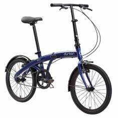 Bicicleta Durban Dobrável Aro 20 ECO