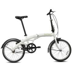 Bicicleta Durban Dobrável Aro 20 Freio V-Brake One