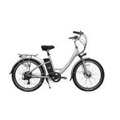 Bicicleta Elétrica Biobike Aro 26 Suspensão Dianteira Style