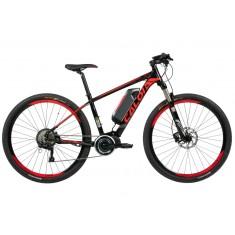 Bicicleta Elétrica Caloi 10 Marchas Aro 29 Suspensão Dianteira Freio a Disco Hidráulico E-Vibe Elite