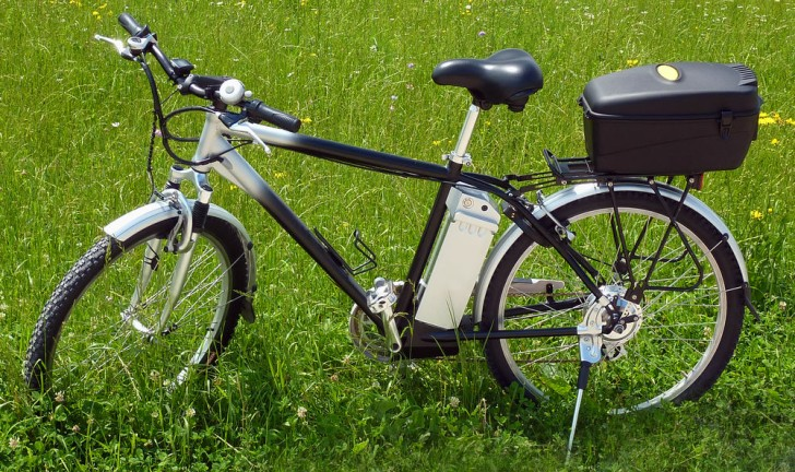 Bicicleta elétrica é mais ecológico?