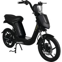 Bicicleta Elétrica Ma.Gi.As Italiane Aro 18 Freio a Disco Smarty