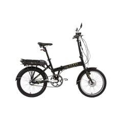 Bicicleta Elétrica Sense Dobrável 3 Marchas Aro 20 Freio V-Brake Easy