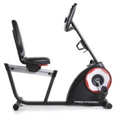 Bicicleta Ergométrica Horizontal Residencial CSX 235 - Proform