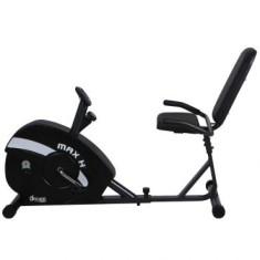 Bicicleta Ergométrica Horizontal Residencial Max H - Dream Fitness
