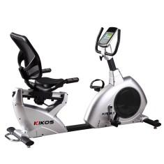 Bicicleta Ergométrica Horizontal Semi-Profissional KR 9.1 - Kikos