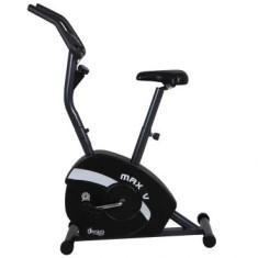 Bicicleta Ergométrica Vertical Residencial Max V - Dream Fitness