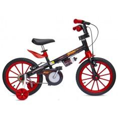 Bicicleta Fischer Aro 16 Freio V-Brake Ferinha Super Masculina