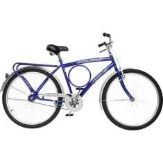 Bicicleta Fischer Aro 26 Freio V-Brake Barra Super New