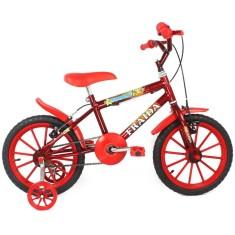 Bicicleta Fraida Aro 16 Freio V-Brake Especial Masculina