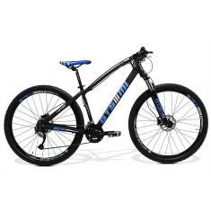 Bicicleta GTSM1 27 Marchas Aro 29 Suspensão Dianteira Freio a Disco Hidráulico I-VTEC
