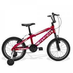 Bicicleta GTSM1 Aro 16 Freio V-Brake Advanced New Kids