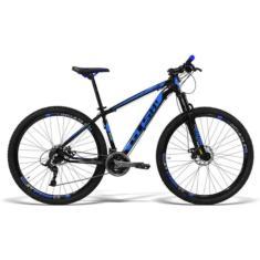 Bicicleta GTSM1 Lazer 21 Marchas Aro 29 Suspensão Dianteira Freio a Disco Mecânico GTS