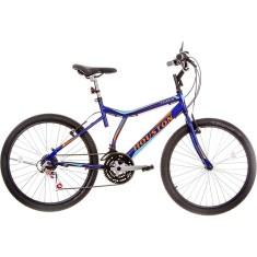 Bicicleta Houston 21 Marchas Aro 26 Freio V-Brake Atlantis Land