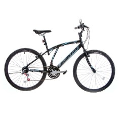 Bicicleta Houston 21 Marchas Aro 26 Freio V-Brake Atlantis Mad 2015