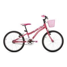 Bicicleta Houston Aro 20 Freio V-Brake Nina NN201Q