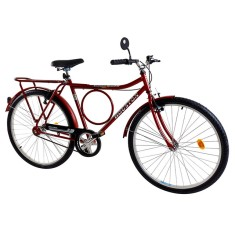 Bicicleta Houston Aro 26 Freio V-Brake Super Forte VB