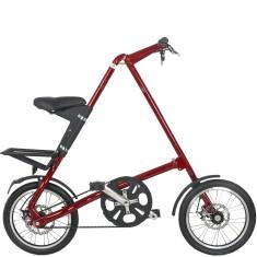 Bicicleta Igitop Dobrável Aro 14 Freio a Disco Mecânico Cicla