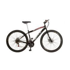 a80396244 Bicicleta KLS 21 Marchas Aro 29 Freio V-Brake Sport Gold