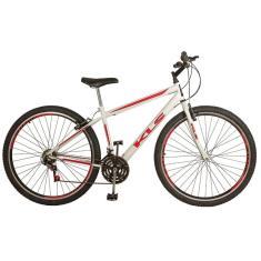 Bicicleta KLS 21 Marchas Aro 29 Freio V-Brake Sport Gold