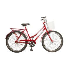 Bicicleta KLS Aro 26 Freio V-Brake Lady Mary Verão