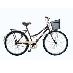 Bicicleta KLS Aro 26 Freio V-Brake Retro