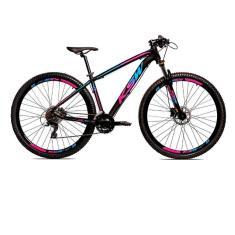 Bicicleta KSW Mountain 27 Marchas Aro 29 Freio a Disco Hidráulico KSW Shimano