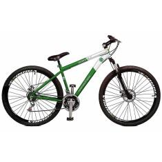 Bicicleta Master Bike 21 Marchas Aro 29 Suspensão Dianteira Freio a Disco Mecânico Goiás