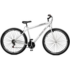Bicicleta Master Bike 21 Marchas Aro 29 Suspensão Dianteira Freio V-Brake Ciclone Plus