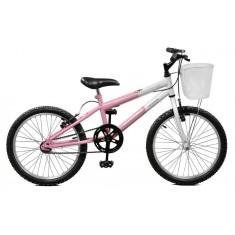 Bicicleta Master Bike Aro 20 Freio V-Brake Serena
