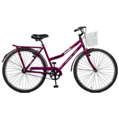 Bicicleta Master Bike Aro 26 Freio V-Brake Kamilla 26152