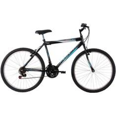 Bicicleta Mormaii 18 Marchas Aro 26 Freio V-Brake Eden