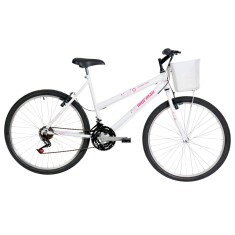 Bicicleta Mormaii 21 Marchas Aro 24 Freio V-Brake Fantasy